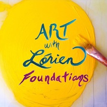 ART WITH LORIEN FOUNDATION IMAGE TO NAVIGATE TO ART WITH LORIEN FOUNDATION PAGE