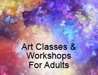 super nova art classes for adults