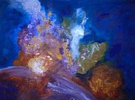 cloud atlas painting - Lorien Eck Fine Art