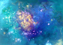 kathleen soul cosmology painting